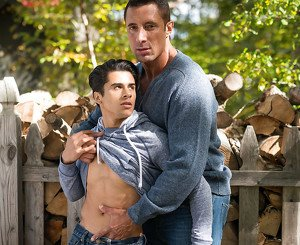 Armond Rizzo & Nick Capra in Fathers And Sons 3, Scene 03 - IconMale