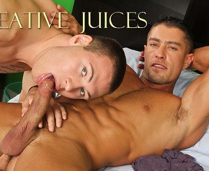 Cody Cummings & Jay Cloud in Creative Juices XXX Video