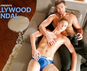 Preston Burgess & Abel Archer in Hollywood Scandal XXX Video