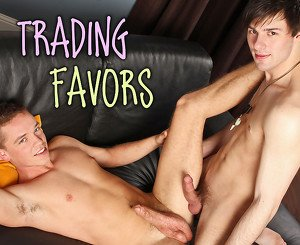 Chance Wylder & Lucas Knight in Trading Favors XXX Video