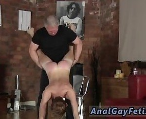 Chastity bondage boy gay The folks mild booty is completely d as the sir