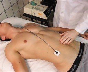 athlete medical examination