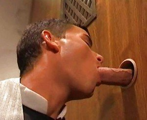 Twink Priest at Gloryhole
